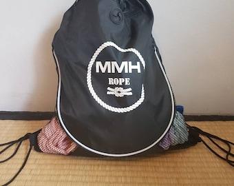 MMHJute Rope Bag