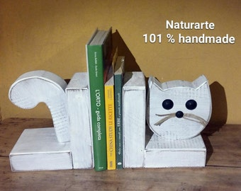 "Bookend ""Cat"""