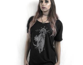 SATURNUS // Women's Slouchy Shirt