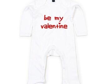 Be my valentine bodysuit baby love bodysuit, baby valentines bodysuit, baby bodysuit, valentines day bodysuit, baby valentines gift, hearts