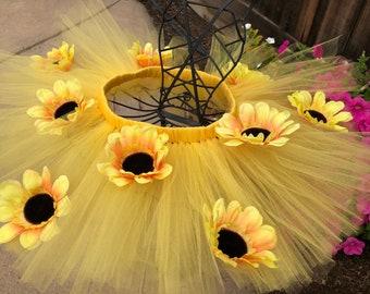 Sunflower Tutu
