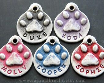 Custom Dog Tag, Personalized Dog ID Tag Funny, Dog ID Tag, Small Dog id Tag, Large Dog ID Tag, Black Lab