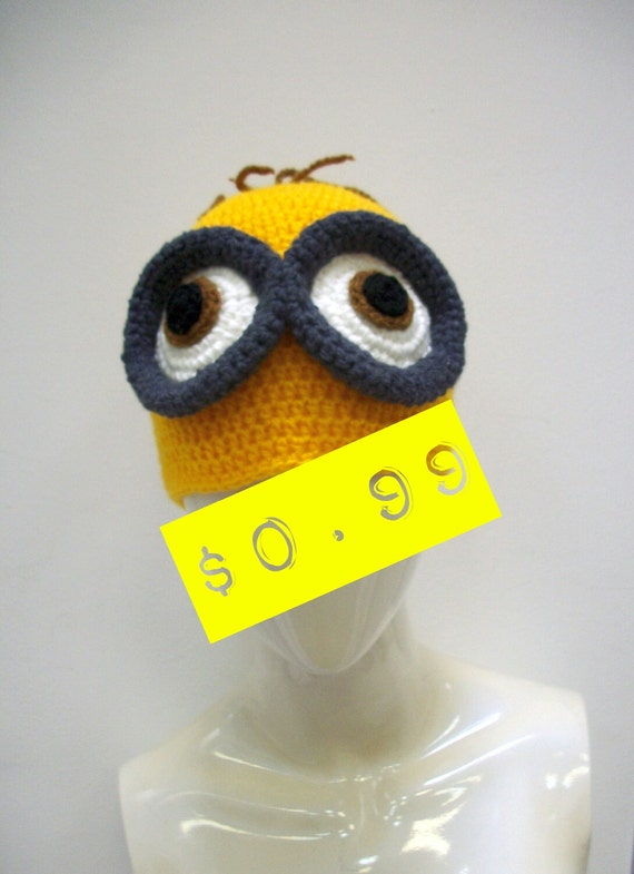 Minion Hat Pattern Pdf Minions Crochet Pattern With Pictures For