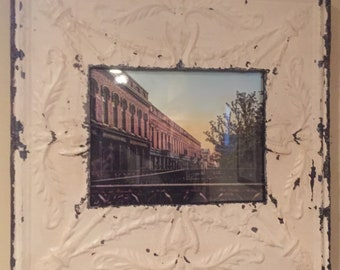 11x14 Ceiling Tin Picture Frame