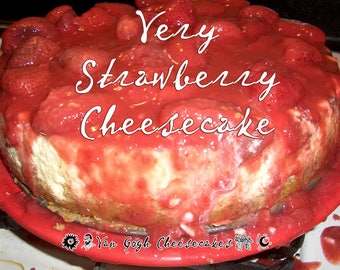 Very Strawberry Cheesecake