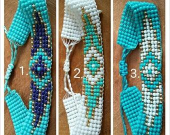 Bracelet /Bohamian/New Gypsy /Handmade / Etnic /One fits all