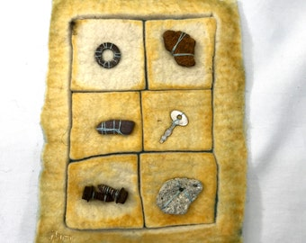 Squares snd Found Items