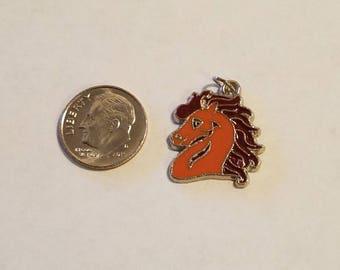 Horse Head Charm, Western Charm, Horse Charm
