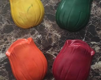 Tulip crayons
