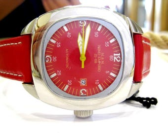 First automatic Emporio Watch