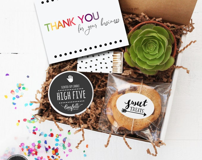 Thank You For Your Business Corporate Gift | Customer Gift | Thank You Gift for Client | Executive Gift | Customer Appreciation