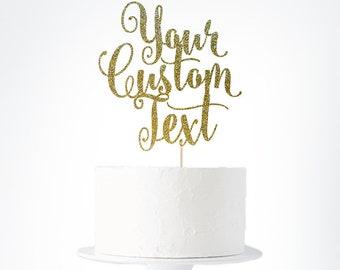custom cake topper,  personalized cake topper, birthday cake topper, birthday decorations, birthday decorations, custom cake topper