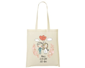 Tote bag my little man
