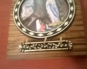 Decorative Lady of Lourdes