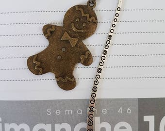Bookmark p' Gingy
