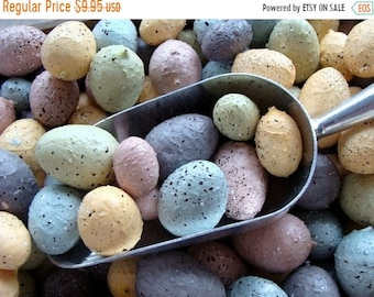 ONSALE Easter Eggs Gorgeous Farmhouse Shabby Chic Speckled Easter Eggs