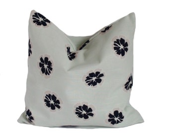 Pillow cover, Throw pillow, Decorative pillow, Cushion cover, Couch pillow, Sofa cushion, Accent pillow, Floral pillow, 18x18, 20x20