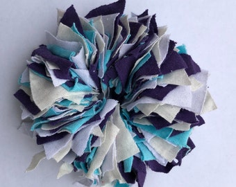 Cotton Scrunchie- P/T/W/C