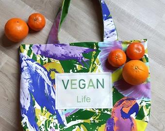 jungle, Vegan Life, gift bag