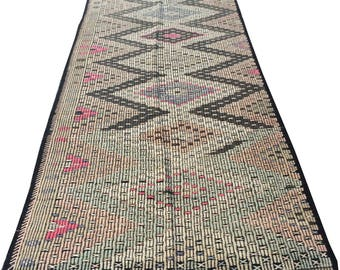 Turkish kilim rug decorative kilim rug FEDEX Fast Delivery within 1-3 days