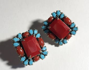 Earrings Clip-on Signed SODINI