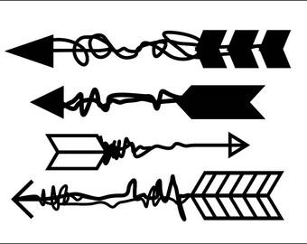 Wobble Arrows