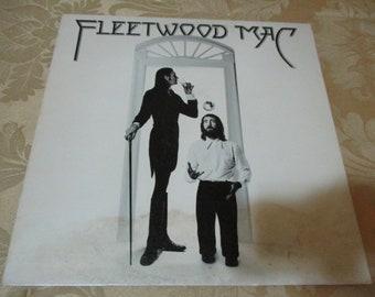 Vintage 1975 Vinyl LP Record Fleetwood Mac Self Titled Excellent Condition 16810