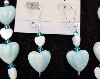 Valentine's Day Jewelry Set, a lover of Hearts!