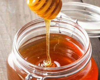 Raw Honey Sanderstead– Locally Produced, Unheated, Unblended (Direct from the Beekeeper) Indian honey/shahad/madhu/golden syrup