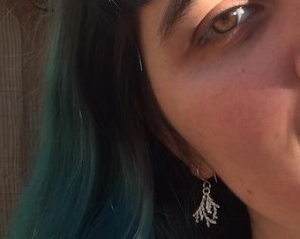 Evergreen Dangle Earrings
