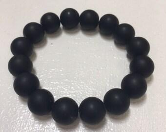 12 mm Stone Needle Bracelet