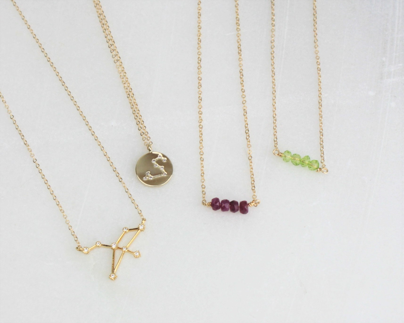 jands peridot birthstone colours treeoflife necklace life item bundle jewellery tree august of