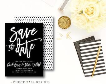 Chuck Bass Save the Dates