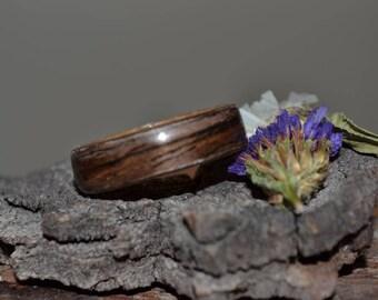 Kubera handcrafted wood rings