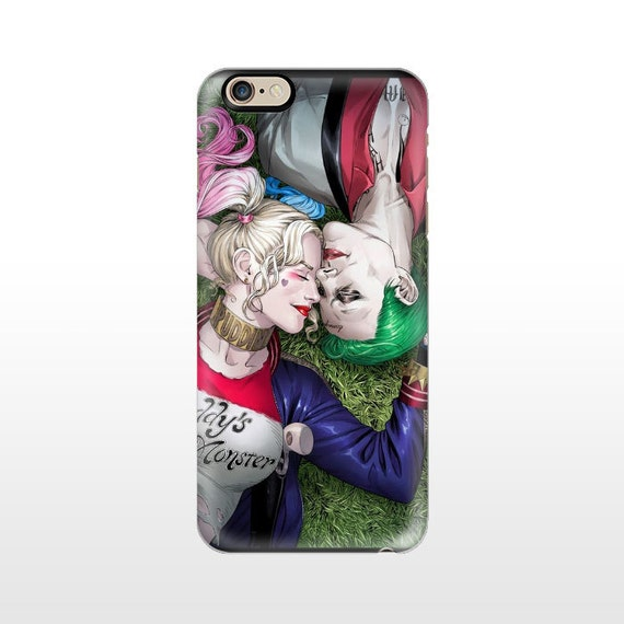 coque iphone 5 harley quinn