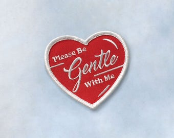 Please Be Gentle With My Heart Patch