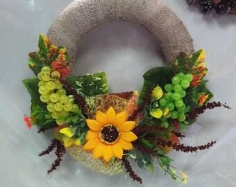 Decorative Wreath / Indoor Decorative Wreath / Outdoor Decorative Wreath