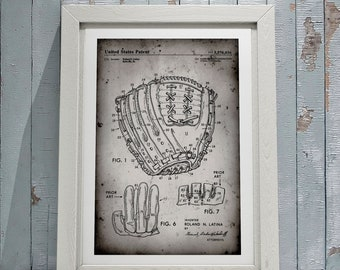 Sports blueprint etsy more colors malvernweather Choice Image