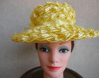 Stunning Yellow Hat