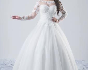 Wedding dress Modern