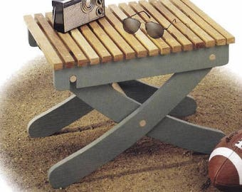 Daytripper Table Woodworking Plans