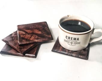 Handcrafted Coaster Set