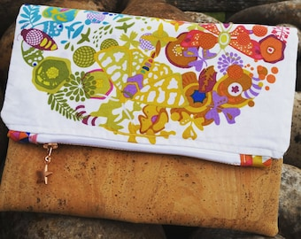 The Fold Over Party Clutch PDF Sewing Pattern