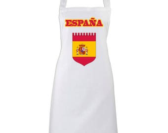 Spain España apron