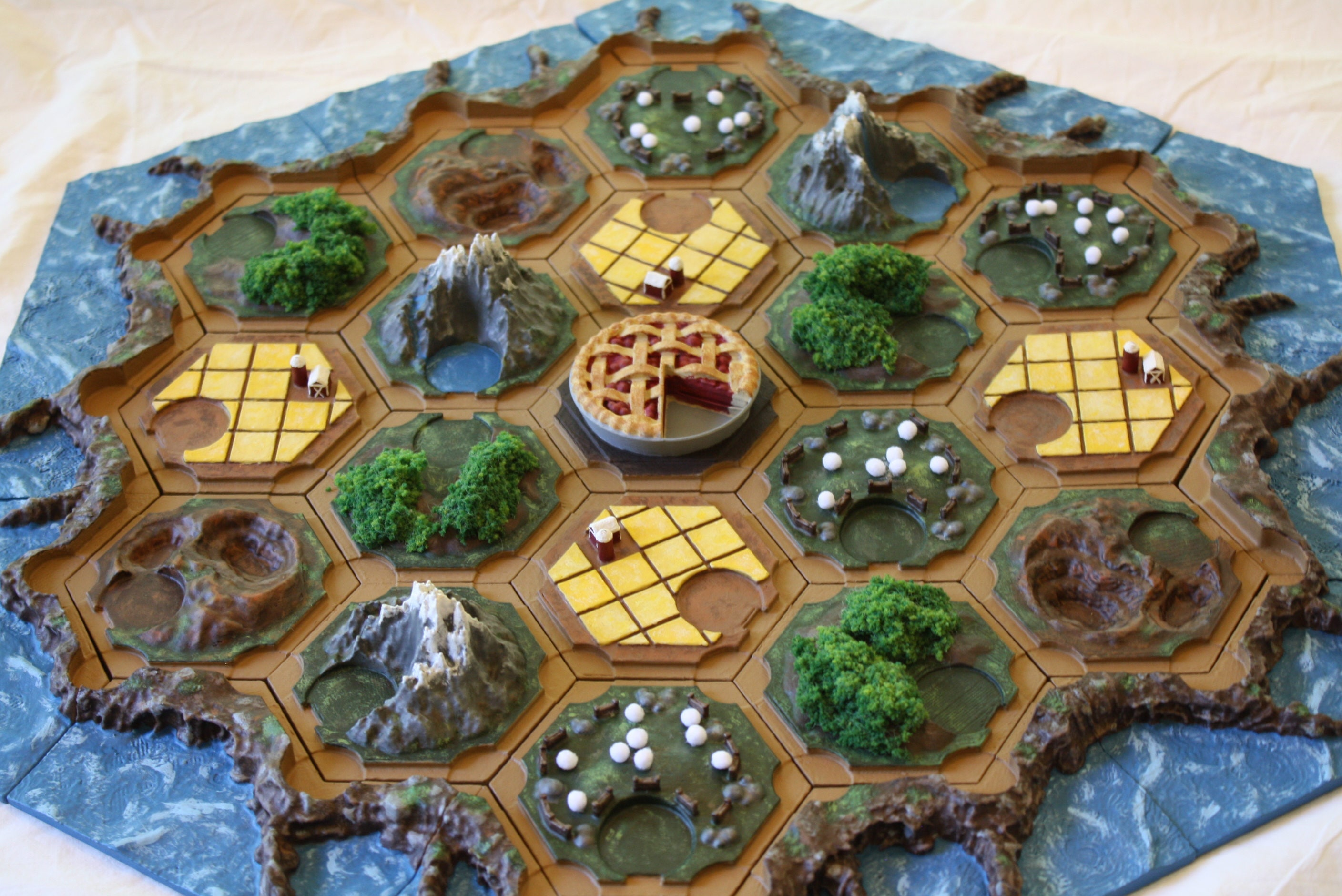 Settlers Of Catan : Party Games : Target