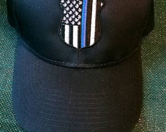 Thin Blue Line Hats