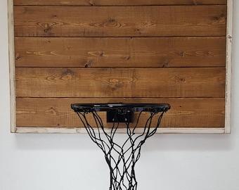 Wall basketball hoop   Etsy
