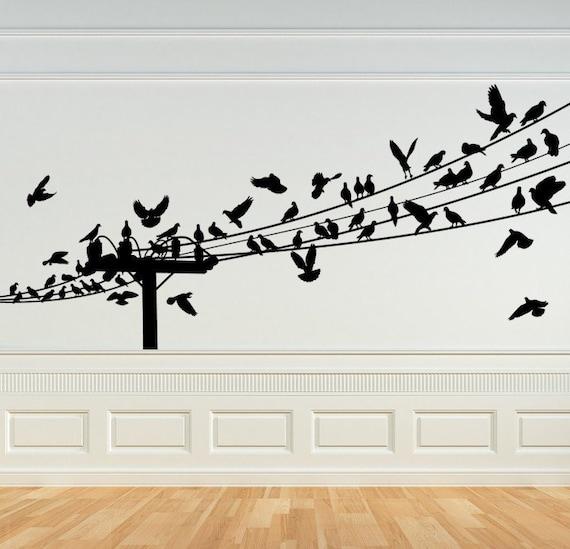 Wall Art Birds