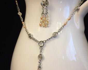 "Jewelry Set - ""Distant Suns"""