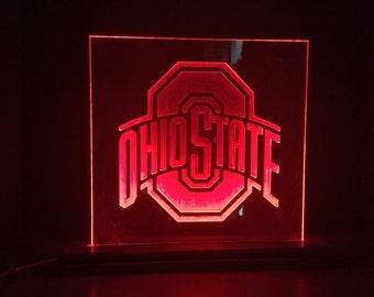 Ohio State Buckeyes LED Sign